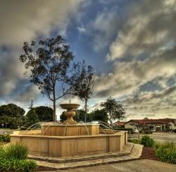 Lunada Bay Fountain